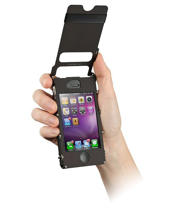 inox iphone case 1