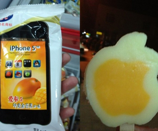 iPhone 5 Popsicle Doesn't Come in Apple Flavor