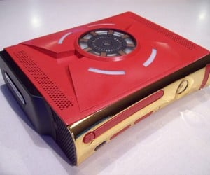 iron man xbox 360 case mod by zachariah cruse 3 300x250