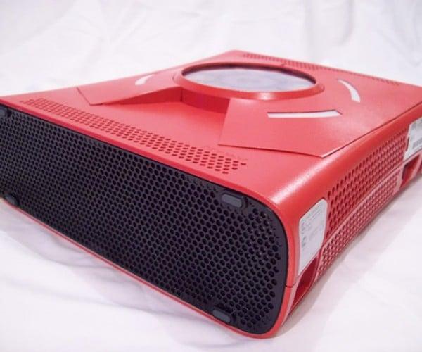 iron man xbox 360 case mod by zachariah cruse 5