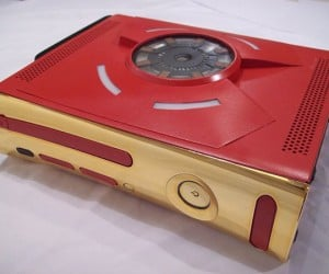 iron man xbox 360 case mod by zachariah cruse 7 300x250