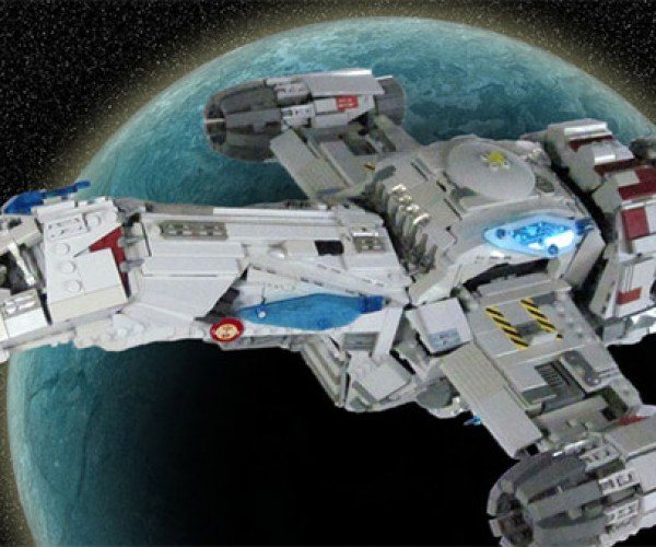 LEGO Firefly Playset Gets a Step Closer to Reality