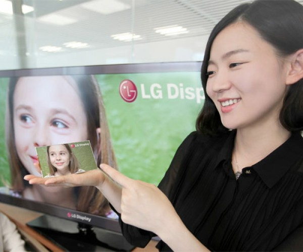 LG Outs 5-Inch 1080p Display: Retina What?