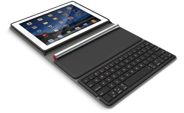 logitech solar folio keyboard ipad bluetooth