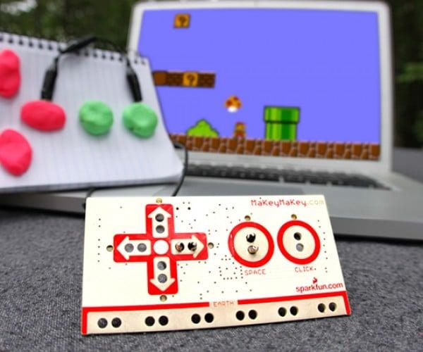 MaKey MaKey Turns Everyday Objects Into Keypads: Me LiKey LiKey