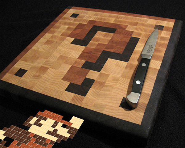 mario cutting block 1