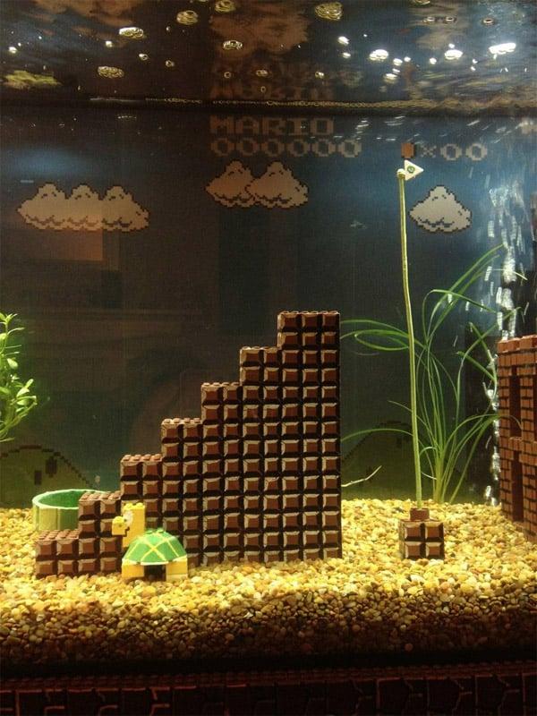 mario fish tank 2