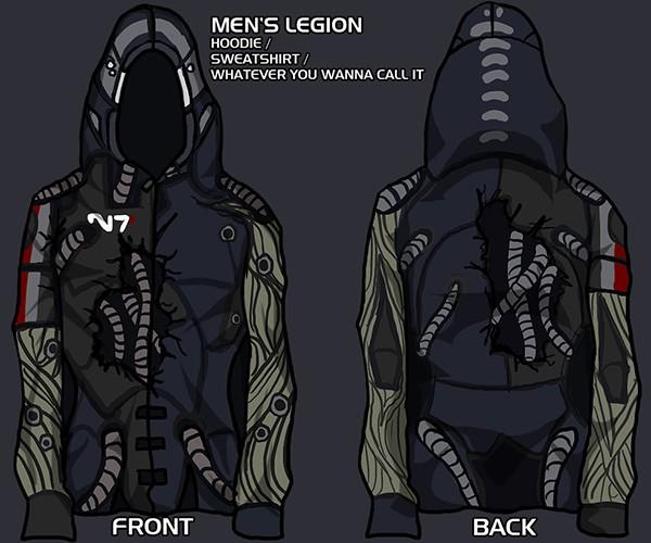 mass effect hoodie concept by christine schott 3