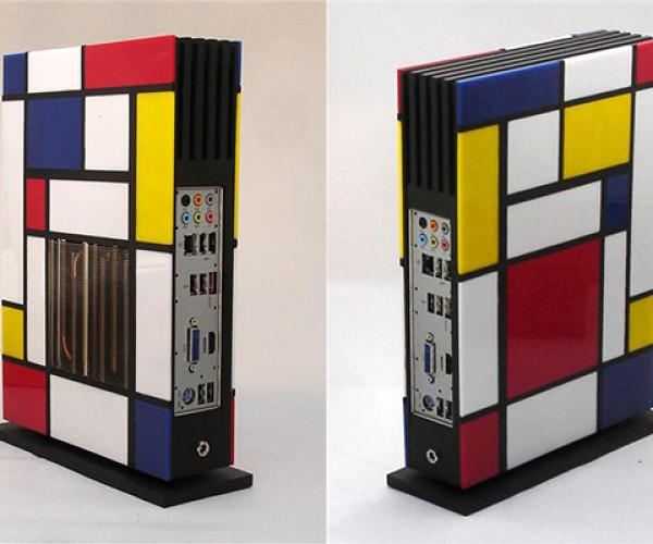 mondrian pc case by jeffrey stephenson 3