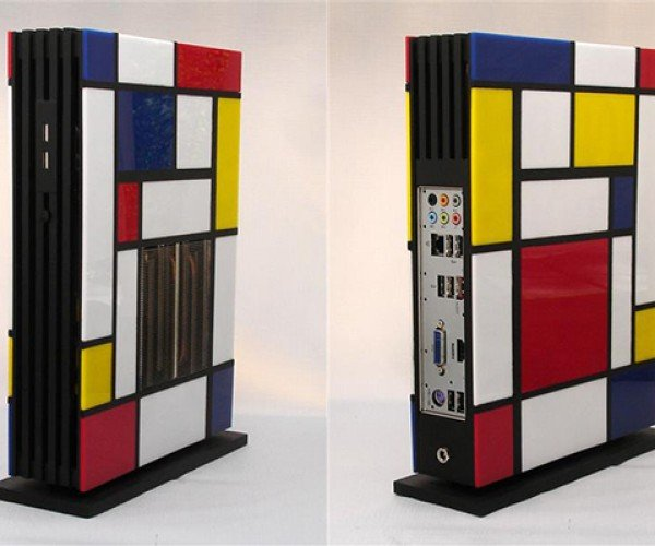 mondrian pc case by jeffrey stephenson 4