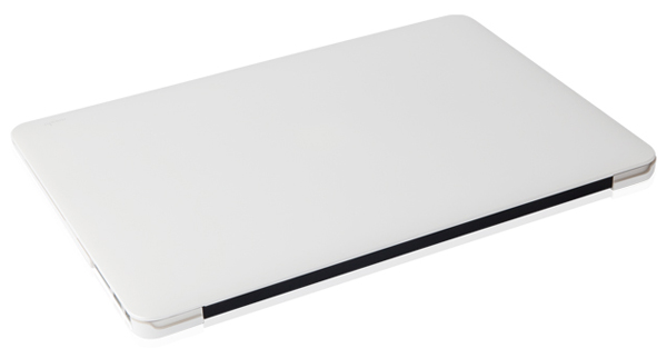 moshi iglaze macbook air closed white