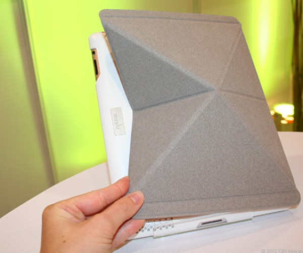 Moshi iGlaze iPad VersaCover: The Origami Cover That Goes Both Ways