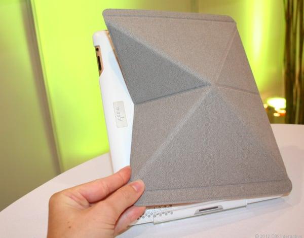 moshi iglaze versacover ipad protection smart cover