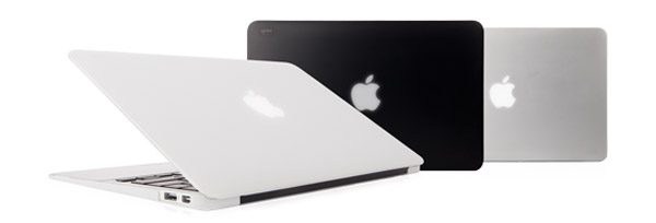 Moshi iGlaze Case for MacBook Air Lets You Change Colors Without a ...