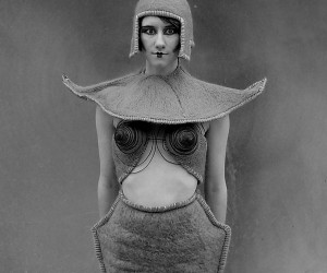 Alien Robot Costume Transports You Back to the 1920s