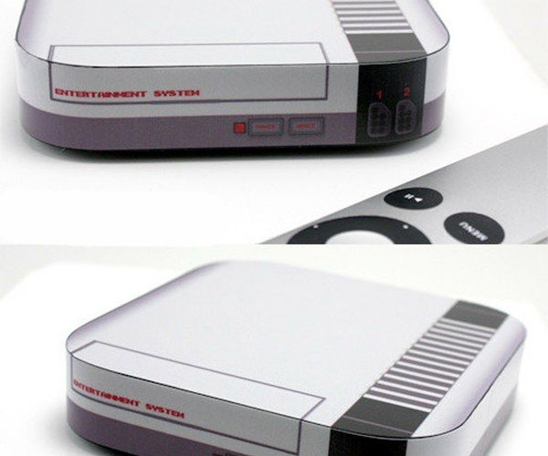 Skin Turns Apple TV into NES Console