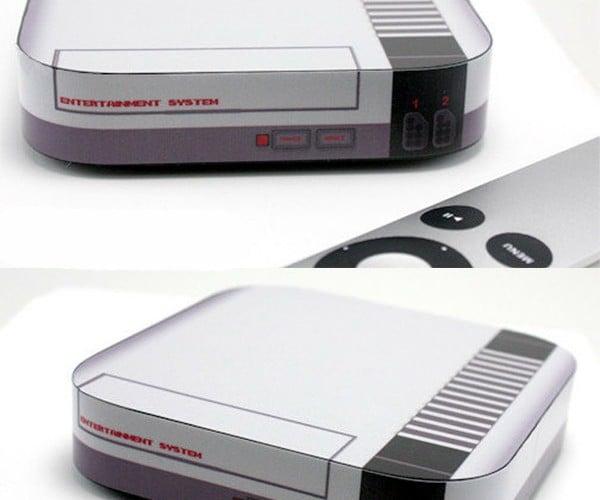 Skin Turns Apple TV into NES Console