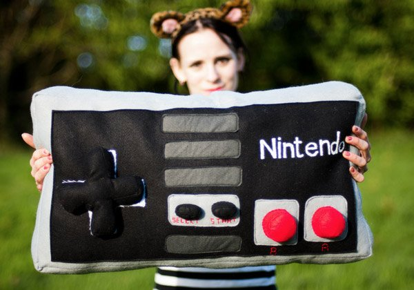 nes cushion
