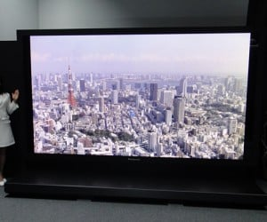 NHK & Panasonic Unveil 145″ Ultra High Definition 8K Display: I Sense Another Star Wars Boxset in the Near Future