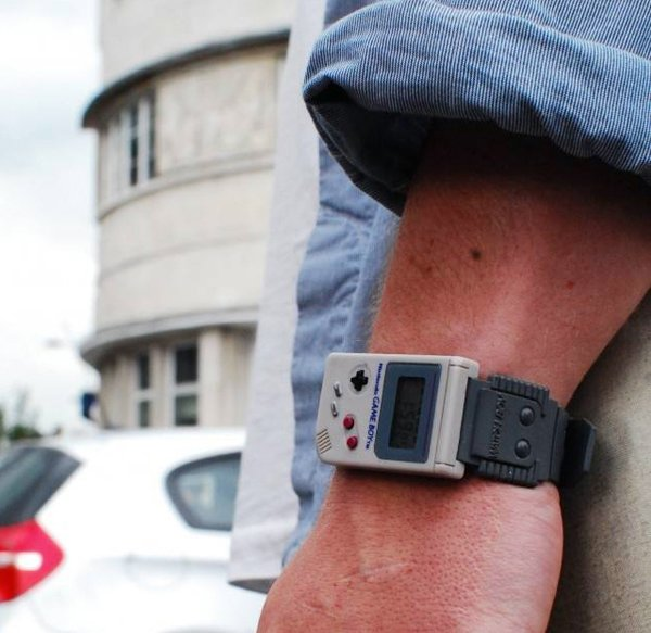 nintendo watchboy game boy watch