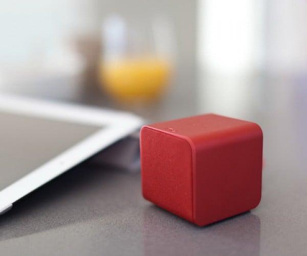NuForce Cube Speakers: Teeny and Tiny, Hopefully Not Tinny