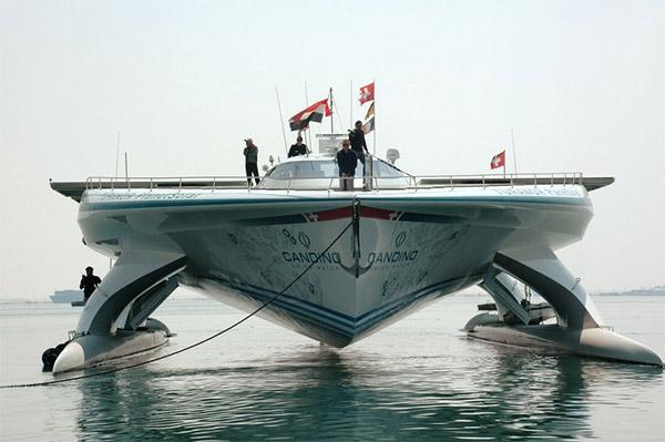 planetsolar boat 2
