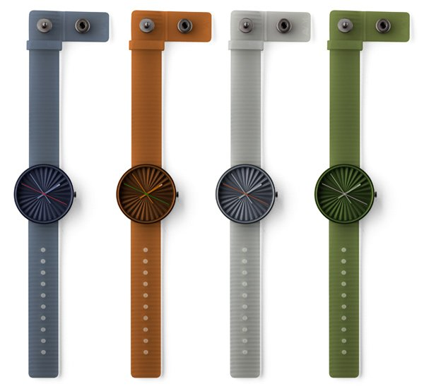 plicate watch origami nava colors
