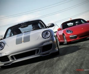 Forza 4 Porsche Expansion Pack Brings 30 Classic and Current Cars