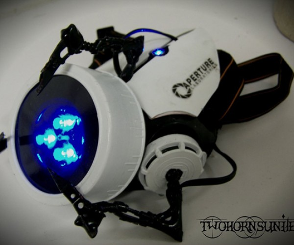 portal gun gas mask by twohornsunited 3