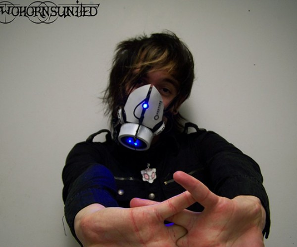 portal gun gas mask by twohornsunited 4