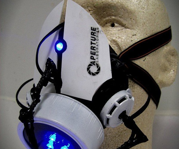 Portal Gun Gas Mask Might Have Prevented GLaDOS' Massacre