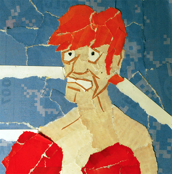 punch out prints 2za
