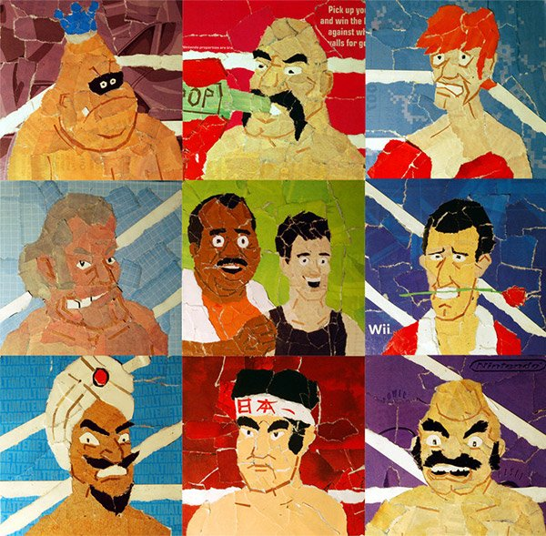 punch out prints 3
