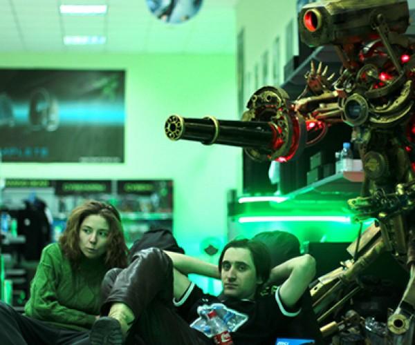 robot pc case mod by wehr-wolf 3