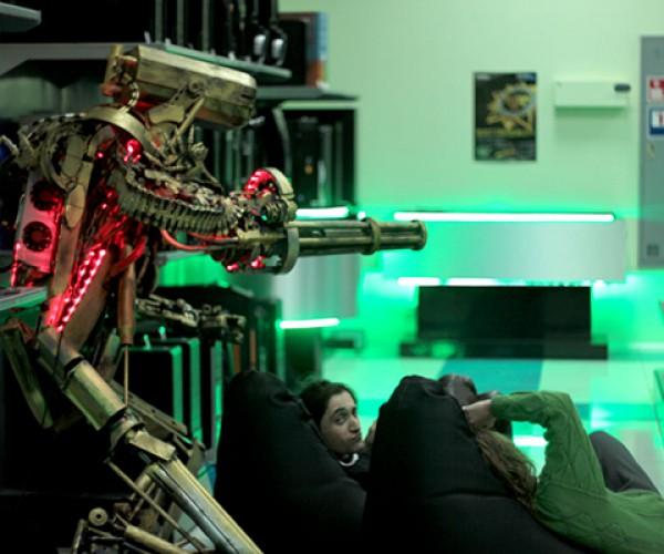 robot pc case mod by wehr-wolf 4