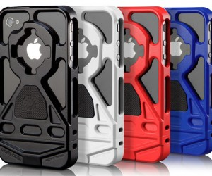 Rokbed Mountable iPhone Case: Prop it Up Anywhere