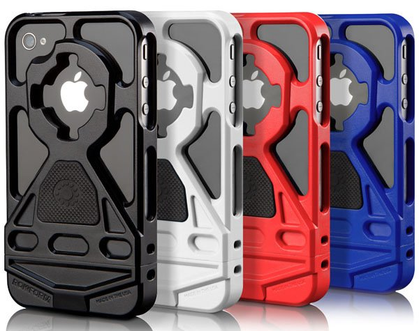 rokform rokbed case stand iphone mountable