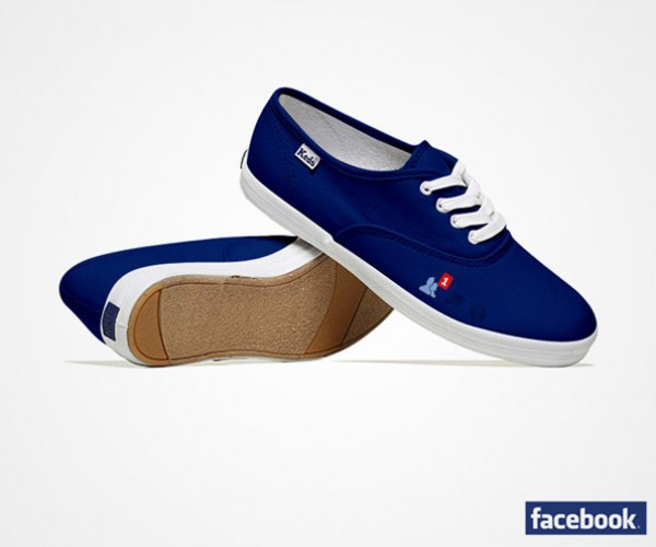 Social Media Shoes: Like and Tweet on Your Feet