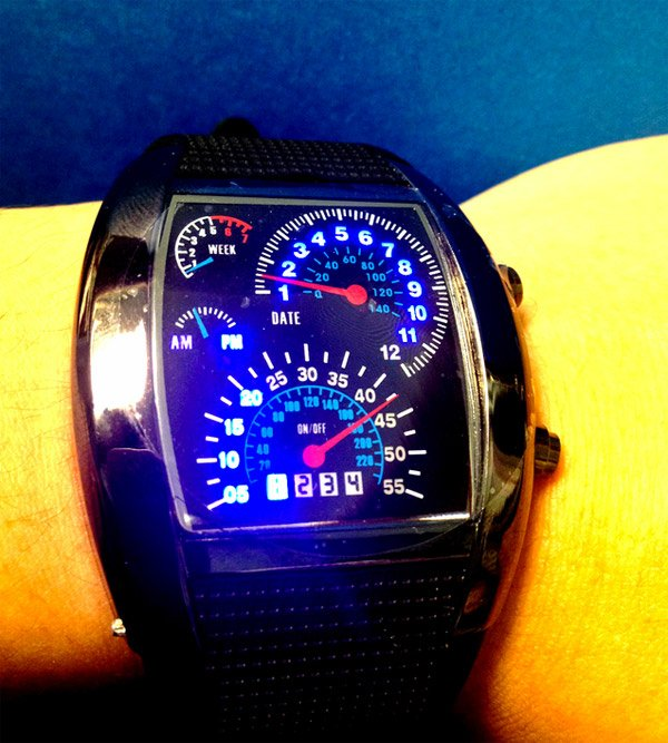 speedometer watch 2