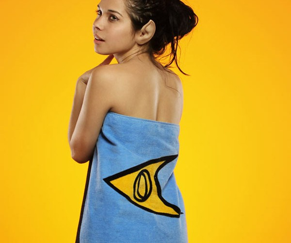 Star Trek Beach Towels: Beach Me up, Scotty.