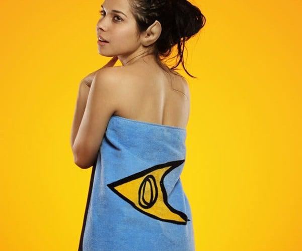 Star Trek Beach Towels: Beach Me up, Scotty.