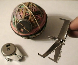 DIY Star Wars Toys from Old 3.5″ Disks: The Floppy Strikes Back