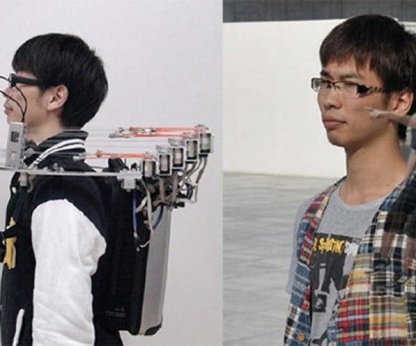 Put a Robotic Surrogate on Your Shoulder