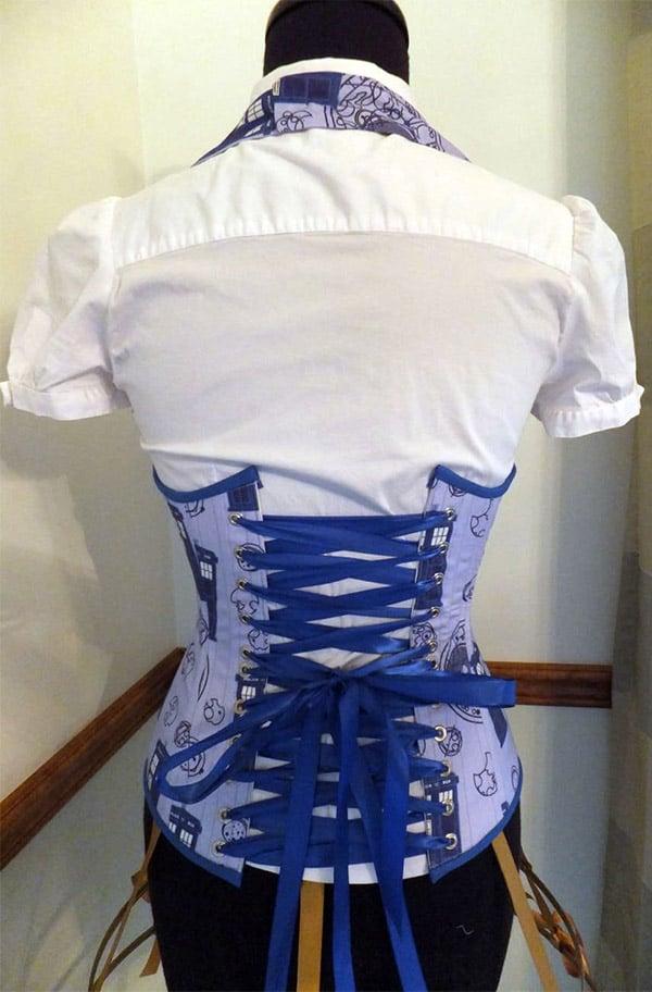 tardis corset 2