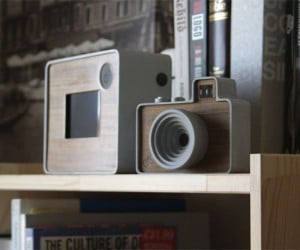 Timeless Capture LCD-Less Camera Concept: Bringing Back The Analog Feel to Digital