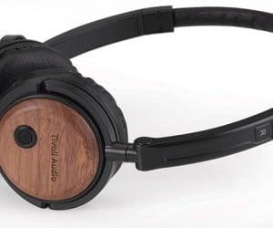 Tivoli Audio Radio Silenz Headphones: Noise Canceling Headphones with Style