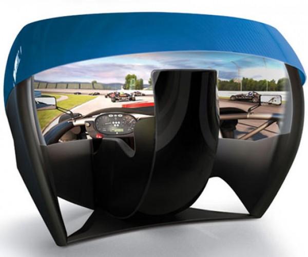 TL1 Motion Simulator is Gaming Nirvana