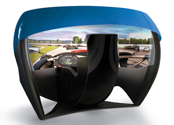 Tl1 Motion Simulator Is Gaming Nirvana
