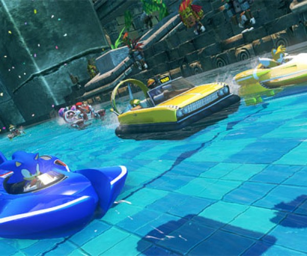 Sonic All-Stars Racing Transformed: Like Mario Kart, But with Hedgehogs
