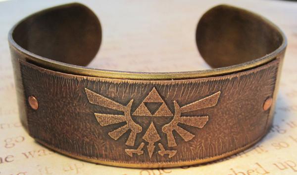 triforce jewelry set by fortesgospel 2